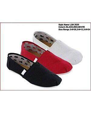 Wholesale Ladies Slip On Shoes