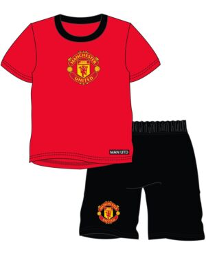 Boys Manchester United Shorties PL1602