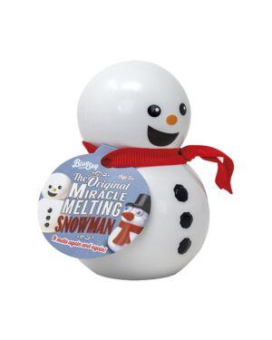 Melting snowman 70g (snowman shaped pot) Booklet__BSS-BS145193