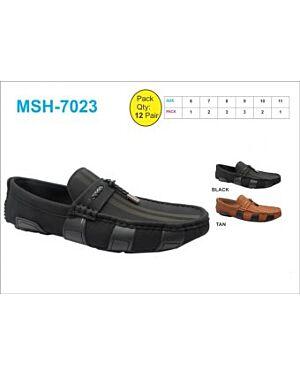 MENS SMART CASUAL SLIP ON SHOE - QA019