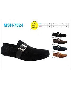 MENS SMART CASUAL SLIP ON SHOE - QA020