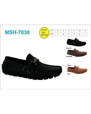 MENS SMART CASUAL SLIP ON SHOE - QA056