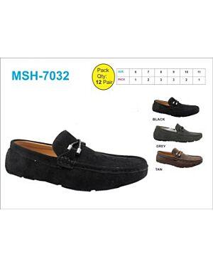 MENS SMART CASUAL SLIP ON SHOE - QA058