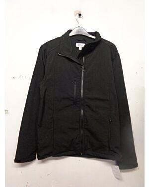 Men's Ex Chain store fleece lined zip jacket PL1169