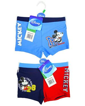 Disney Mickey Mouse Swimming Trunks MJ4992