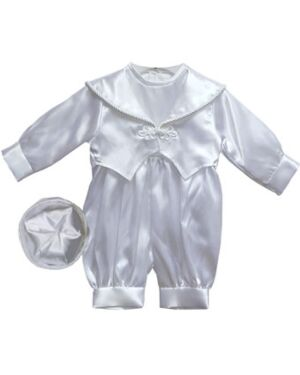 Baby Boy Christian Suit MJ2558