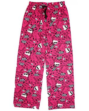 MONSTER HIGH LOUNGE PANT - TD10635