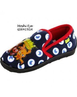 MOSHI MONSTERS EYE SLIPPERS - MJ5926