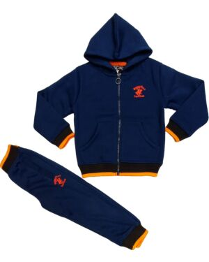 BOYS JOGGING SUIT WITH EMBROIDERY EX CHAINSTORE PL1466