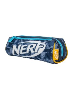 Nerf Nylon Pencil Case Camo  BSS-SLNF020