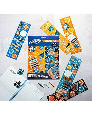 Nerf Sticker Fun BSS-SLNF002