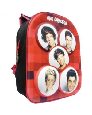 ONE DIRECTION 3D BACKPACK - MJ5015