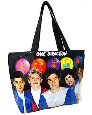 ONE DIRECTION OVER SIZED TOTE BAG - MJ4588