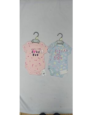 BABY GIRLS  EXCHAINCHAIN STORE ROMPERS PL0045