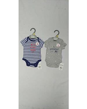 BABY BOY EXCHAINCHAIN STORE ROMPERS PL0046