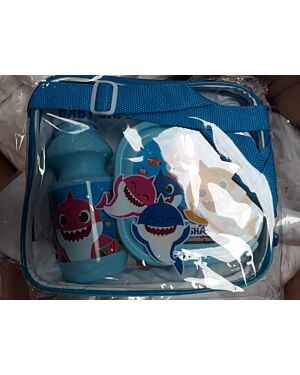 Baby Shark 3pcs Lunch Set PL1837