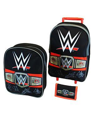 WWE 3 PCS LUGGAGE SET PL0228