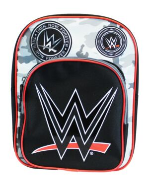 WWE CAMO LOGO ARCH BACKPACK PL0231