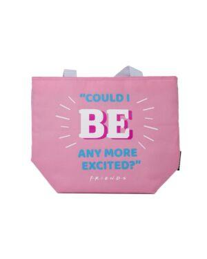 Friends Tote Lunch Bag Pink BSS-SLFS075