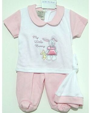 Premature baby 3 pcs suits MJ5584