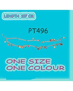 Girls Fashionable with Diamante Chain Belt PT496