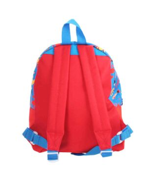 Bing Paint With Bing Mini Roxy Backpack Red Boys Pre School Nursery Rucksack PL520