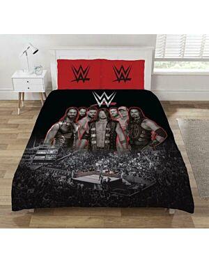 WWE RING Duvet Set Double CCC0196