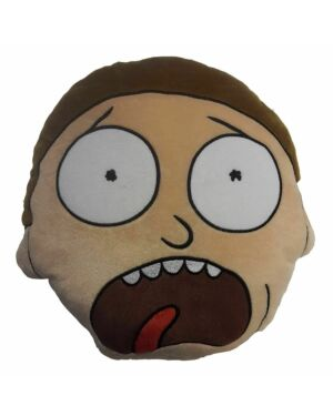 Rick + Morty MORTY Embroidered Plush Cushion CCC0153