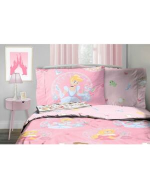 Princess Camo 100% Cotton Duvet Set DoubleCCC0140