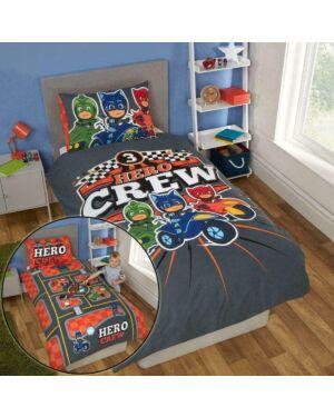 PJ Masks Hero Crew Panel Duvet Set Single CCC0133