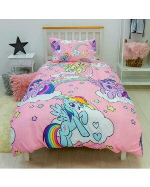 My Little Pony Besties Rotary Duvet Set Single (NEW) CCC0102