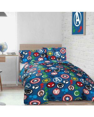 Marvel Avengers New Hope Teddy Duvet Set DoubleCCC0087