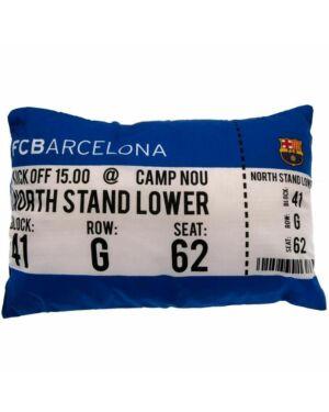 Barcelona Matchday cushion CCC0222