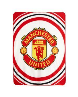 Man Utd Pulse Fleece Blanket CCC0294