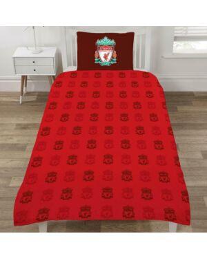 Liverpool FC Players Duvet Set Single CCC0268