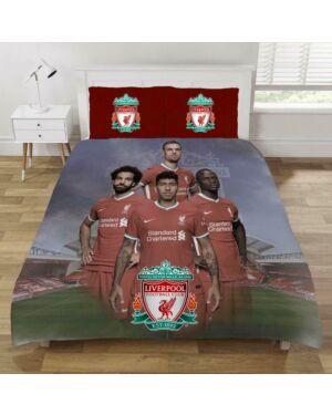 Liverpool FC Players Duvet Set Double CCC0267
