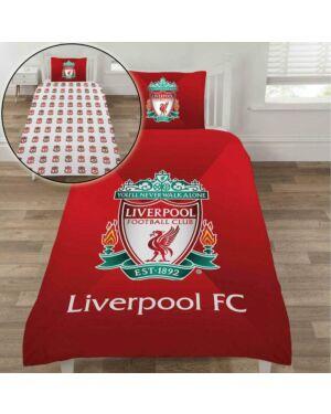 Liverpool FC Gradient Duvet Set Single CCC0266