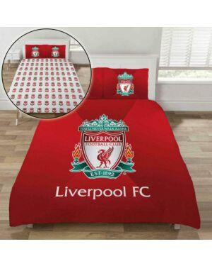 Liverpool FC Gradient Duvet Set Double CCC0265