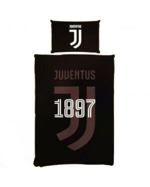 Juventus Mono Duvet Set Single CCC0263