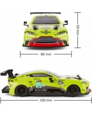 RC CARS 1:24 Aston Martin New Vantage GTE Green 2.4Ghz (124RAMN)CCC0149