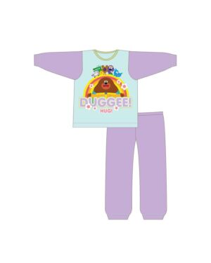 Girls Toddler Hey Duggee SUBLIMATION Pyjamas PL1529