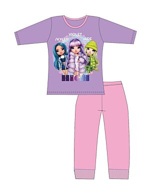 GIRLS OLDER RAINBOW HIGH Pyjamas PL1846