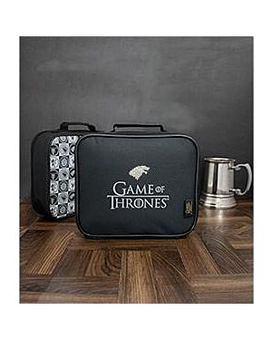 Game of Thrones Core Lunch Bag Metal Badge BSS-SLGT019