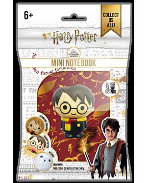 Harry Potter Skwisheez A6 Notebook - Harry - Kawaii BSS-SLHP307