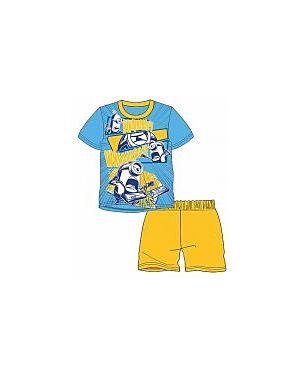 Boys Minions Pyjamas Short Summer Pyjamas PL690