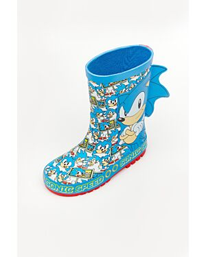 Sonic the Hedgehog Miguel rubber welly 8X2 12222222___WL-GUV22632