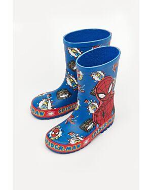 Spider-Man Marcel rubber wellington 8X2 12222222___WL-GUV22629