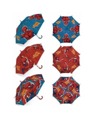Boys Spiderman Umbrella PL0243