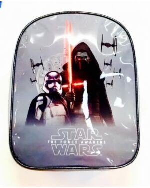 Star Wars Official Childrens Kids The Force Awakens Rule The Galaxy Backpack