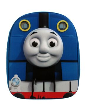 3d Thomas The Tank Engine Backpack Bag With Shoulder Straps PL864